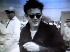 James Dean. Carrera circuito de Santa Bárbara (28-29 de mayo, 1955).