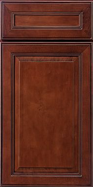 Merillat Classic Labelle Door Style In Sable Stain With