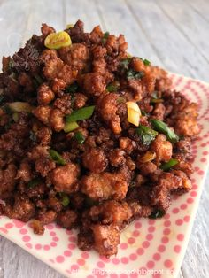 Best minced meat recipe, tasty and easy to cook. This is the dish that is best represent the taste of home. 家乡风味 香炒肉碎