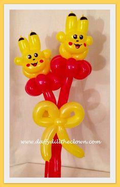 Pikachu Balloon