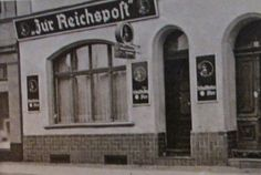 "Gaststätte ""Zur Reichspost"" - Cottbus Sandow (Heute Ngon Ngon""???"