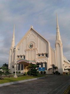 Lokal ng New Era Lipa I Iglesia Ni Cristo Churches Of Christ, Faith Bible, Barcelona Cathedral, Mansions, House Styles, Building, Christ, Manor Houses, Villas