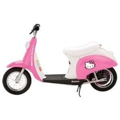 Razor Pocket Mod Euro Electric Scooter Hello Kitty NEW