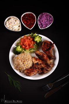مشروع تصوير لصالح مطعم التايلندي بمدينة غزة تصوير : محمود أبو حمدة 0599191086