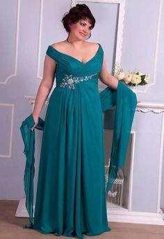 Best Formal Dresses, Plus Wedding Dresses, Mother Of The Bride Dresses Long, Mother Of Bride Outfits, Mothers Dresses, Elegant Dresses, Plus Size Summer Dresses, Plus Size Outfits, Sexy Evening Dress