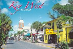 Key West! Went there in December with family. Also went with Matz (my brother) and my parents David and Dianne.
