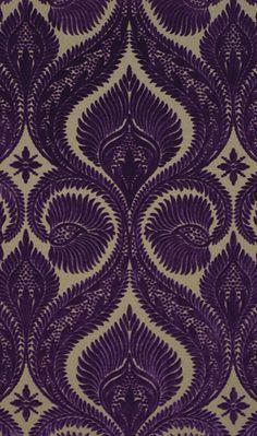 Dryden Velvet - Osborn & Little