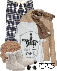 """""""Cuddly Cozy and Warm"""" by leegal57 ❤ liked on Polyvore"""