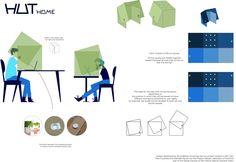 Und so gehts: Bauanleitung für einen Kokon aus Karton. © Marcello Ziliani Map, Movie Posters, Tutorials, Location Map, Film Poster, Maps, Billboard, Film Posters