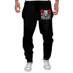 efb7e9cb175 BBTV Mens Undertale Sans Youre Gonna Have A Bad Time Pajama Pant Black L