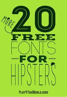 Cómo crear un logo Hipster en 6 pasos y algunos freebies