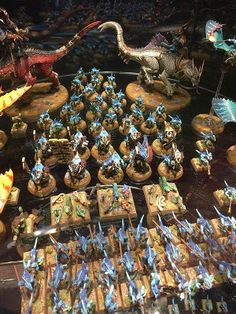 Round Bases for Fantasy?, and More Warhammer World Pics - Faeit 212: Warhammer 40k News and Rumors
