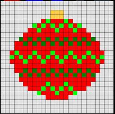 Crochet Candy Cane Pixel Square - Repeat Crafter Me Xmas Cross Stitch, Cross Stitch Cards, Cross Stitching, Cross Stitch Patterns, Quilt Patterns, Christmas Afghan, Christmas Knitting, Christmas Cross, Christmas Angels
