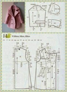 Ideas for doll clothes sewing patterns barbie dress Sewing Doll Clothes, Sewing Dolls, Doll Clothes Patterns, Clothing Patterns, Diy Clothes, Doll Patterns, Dress Sewing, Dress Clothes, Fashion Clothes