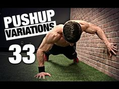 33 Pushup Variations (ALL LEVELS!) - YouTube