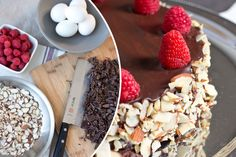 Valentine's+Day+Dessert:+Chocolate+Raspberry+Torte+Recipe