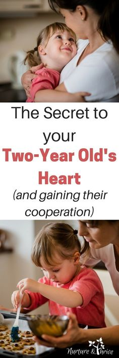 Understanding the development of your 2-year-old helps you win their heart and their cooperation and end your frustration!