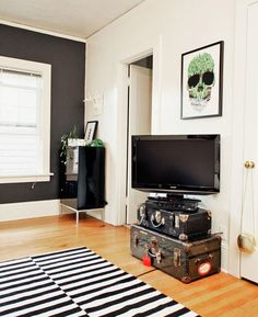 This has good ideas for creating successful studio spaces...1) One cohesive colour palette 2) Clearly defined areas 3) Quirky and packed with personality 4) think through what you really need 5) pack it in - have fun squeezing in the things yo want rather than going for the minimalist look.