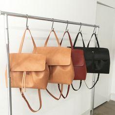 lady bag // mansur gavriel