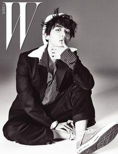 Baek Hyun - EXO - W Magazine July Issue '16  | Korean Magazine Lovers