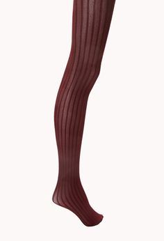 Pinstriped Tights | FOREVER21 - 2002246013
