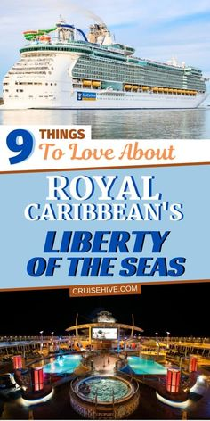Things to do on the Royal Caribbean Liberty of the Seas cruise ship with features, stats and more. via @cruisehive Best Cruise, Cruise Tips, Cruise Travel, Cruise Vacation, Shopping Travel, Vacations, Italy Vacation, Beach Travel, Caribbean Cruise Line