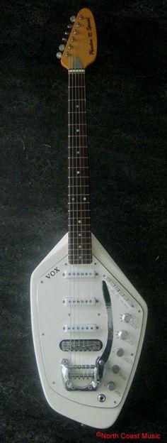 The VOX Showroom - Vox Guitars: Vox Phantom VI Special Guitar