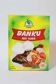 Home Fresh Foods Banku Mix Flour