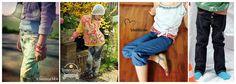 """ebook Schnittmuster """"kidsfriend-regular"""" unisex von Schnittherzchen auf DaWanda.com Jogging, Unisex, Tween, Jeans, Harem Pants, Girl Fashion, Clothes, Girl Style, Fashion Styles"""