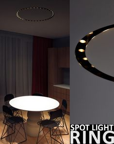 Spotlight Series are for general indoor lighting, suits well for hotels, offices and residentials. Offices, Spotlight, Wall Lights, Hotels, Indoor, Led, Suits, Mirror, Ring