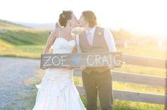 sweet wedding sign | rustic farm wedding ideas | chupp photography