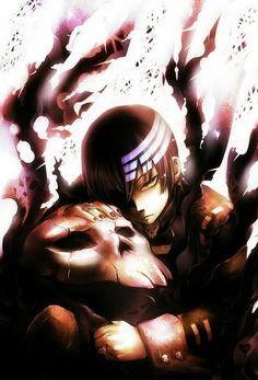 Death the Kid and Shinigami (Soul Eater) Reborn Katekyo Hitman, Hitman Reborn, Death Note, Geeks, Me Me Me Anime, Anime Guys, Soul Eater Death, Anime Soul, Angel Beats