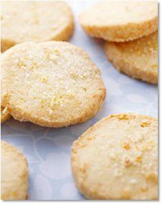 Low FODMAP Recipes Gluten Free orange shortbread -  Gluten free recipe                        http://www.ibssano.com/low_fodmap_recipes_gluten_free_orange_shortbread.html