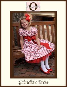 fairytale frocks and lollipops :: olabelhe, dawn hansen, gabriella's dress,