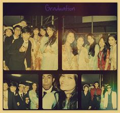 GRADUATION AT SMA BUDHAYA II
