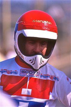 Magoo...Man.Myth.Legend. ABC Superbikers, Carlsbad Raceway, 1983. Photo: Dean Bradley.