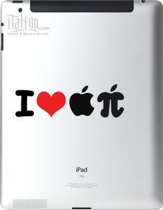 I Love Apple Pie