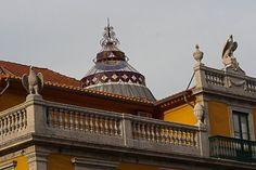 Clarabóia,Skylight lanterns - Porto - Portugal