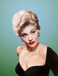Kim Novak (Marilyn Pauline Novak February 13, 1933), is a retired American film and television actress. Description from pinterest.com. I searched for this on bing.com/images