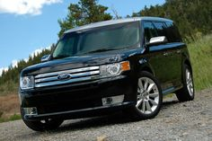 2010 Ford Flex EcoBoost- I really really really want a FORD FLEX! I love the car so much!