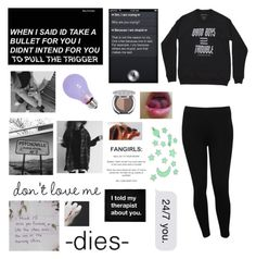 """""""• turn away , if you could get me a drink of water cause my lips are chapped and faded •"""" by haleyloves5sos ❤ liked on Polyvore featuring Dirty Pretty Things, M&Co and Anastasia"""