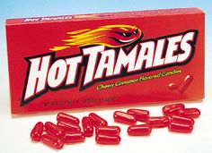 Some like it sweet, some like it sour, but if you like your candy blazing hot, then you can't go wrong with Hot Tamales. These candies burst with intense spicy cinnamon flavor. Made by BCTGM members in Bethlehem, Pennsylvania, these treats are sure to scorch your taste buds.