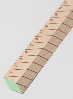 Couverture and The Garbstore - Homeware - Hay - Ruler