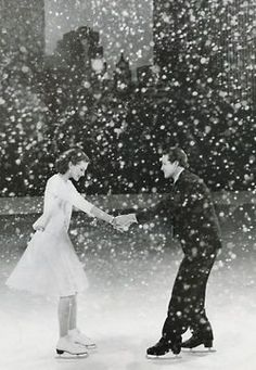 I just really love this. Dancing on ice. -- For more couples photography, visit board http://www.pinterest.com/davidos193/le-couple/