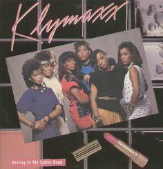 Klymaxx-Meeting In the Ladies Room