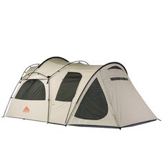 Kelty Frontier 10x10 Tent - 6-Person, 3-Season)