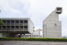 Convent La Tourette, Le Corbusier, France, photo © Montse Zamorano #tourette #architecture #LeCorbusier #Corbusier #concrete #beton