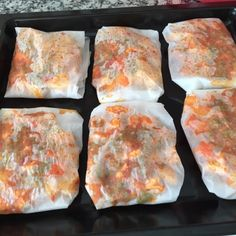 Tavuklu Kağıt Kebabı – Nefis Yemek Tarifleri Fresh Rolls, Turkey, Pasta, Meals, Chicken, Ethnic Recipes, Food, Apple, Turkey Country