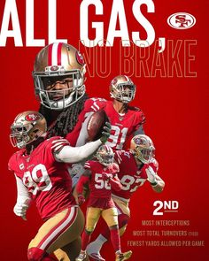 We starting to look reallllll playoff ish. At the top it's jus us nigga🎯🎯🎯🎯🎯. Nfl 49ers, 49ers Fans, Nfl Football, Football Players, Football Helmets, Football Jokes, 49ers Images, 49ers Pictures, Green Bay Memes