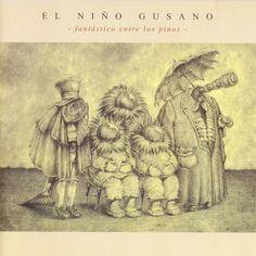 El niño gusano - Fantástico Entre los Pinos (CD) - Grabaciones en el mar, 2000